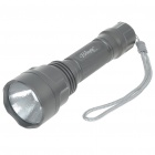 Brinyte XML-C8 CREE XML-T6 5-Mode 6700K 850LM White LED Flashlight with Strap (1*18650)