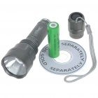 Brinyte XML-C8 5-Mode 6700K 850LM White LED Flashlight w/ CREE XML-T6 / Strap (1*18650)