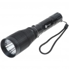 SMILE SUN CX-181 3-Mode 450-Lumen Memory White LED Flashlight w/ CREE Q3 / Battery Set (1*18650)