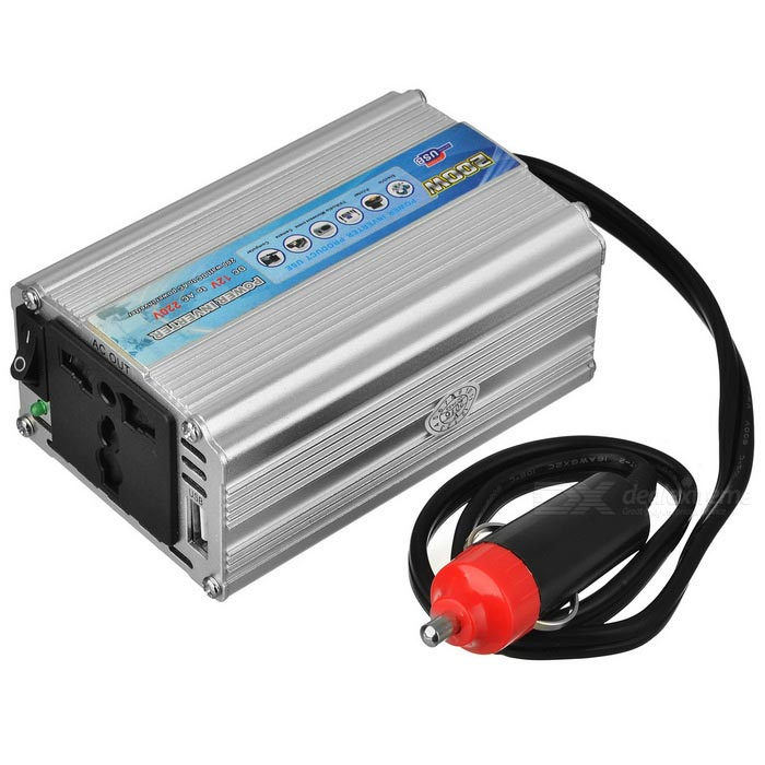 200W Car 12V bis 220V Power Inverter mit USB Power Port