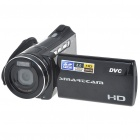 "5.0MP CMOS 720P HD Digital Video Camcorder w/ 4X Digital Zoom/HDMI/AV/SD (3.0"" LCD)"