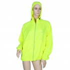 Ultrathin Windproof Jacket Coat with Small Gadgets Bag (Size M)