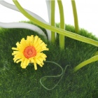 Energia ativado luz salvadora Avatar 3-LED Lamp Noite Cogumelo White Light (220V)