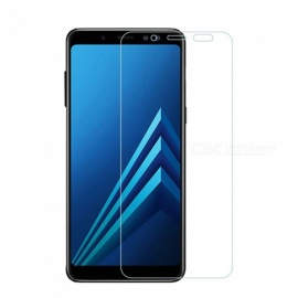 Naxtop 2.5D Tempered Glass Screen Protector for Samsung Galaxy A8+ (2018)