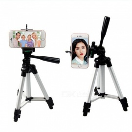 ESAMACT Universal 3 Sections Camera Tripod Stand Holder for Selfie Travel for Canon Nikon Sony Selfie action Camera