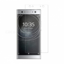 Naxtop 2.5D Tempered Glass Screen Protector for Sony Xperia XA2 Ultra