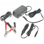 Emergency 12V Lead Acid Battery Charger (100-240V)