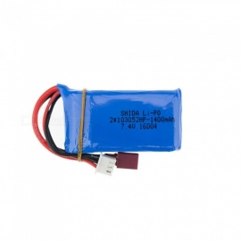 1 PCS 7.4V 1400mAh Lithium Polymer High Power Li-po Battery for Syma X8C X8W RC Quadcopter