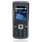 "N9 2.0 ""LCD Tri-SIM Tri-Network Standby Dualband GSM Handy-TV w / FM Radio + Flashlight - Schwarz"