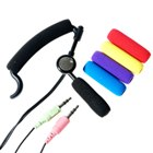 JC Ear Hook Headset with Exchangeable Color Foams