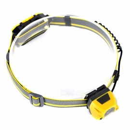 CREE XPE+COP Double Light LED Headlight 4 Modes Waterproof Headlamp Fishing Light White/Yellow