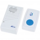 Wireless Remote Control Chime Door Bell with 32-Melody (3*AA + 1*23A)