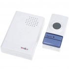 Wireless Remote Control Chime Door Bell with 32-Melody (2*AA + 1*23A)