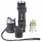 UltraFire C1 XM-LT6 1-Mode 510-Lumen White LED Flashlight with Clip/Strap (1*18650)