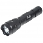 UltraFire WF-502B XM-LT6 5-Mode 510-Lumen Memory White LED Flashlight with Clip (1*18650)