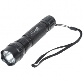 UltraFire WF-501B XM-LT6 1-Mode 510lm White LED Flashlight (1*18650)