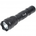 UltraFire WF-502B XM-LT6 1-Mode 510-Lumen White LED Flashlight with Strap (1*18650)