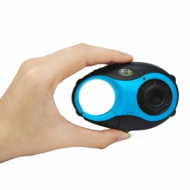 "New 1.5"" Small Peas Shape Children's Camera, HD 5.0MP Digital Camera for Kids"