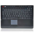 Genuine MC Saite 88-Key 800DPI Portable 2.4G Wireless Keyboard w/ Touchpad & Receiver (2*AAA)