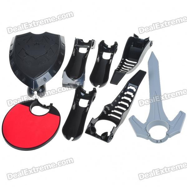 Sword/Shield/Bow/Table Tennis Sports Pack for PS3 Move Motion Control Sport Game