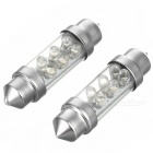 8-LED Festoon Bulb (12V 2-Pack)