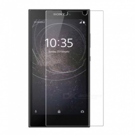 Naxtop 2.5D Tempered Glass Screen Protector for Sony Xperia L2