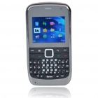 "E7 2.0"" LCD Tri-SIM Tri-Network Standby Quadband GSM TV Cell Phone with FM - Pink"