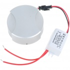 3W 170-Lumen 6500K White LED Ceiling Lamp/Down Light with LED Driver (AC 85~265V)