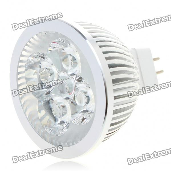 MR16 4W 360-Lumen 6500K 4-LED White Light Spot Light Bulb (12V)