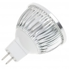 MR16 4W 360lm 6500K Cool White Light 4-LED Spot Light Cup Bulb (12V)