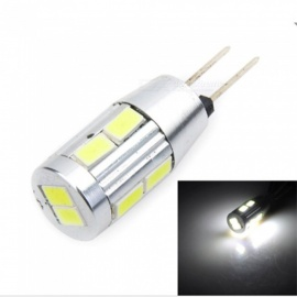 Marsing G4 5W LED Light Lamp Cold White 380lm 10-SMD 5730 (DC 12V)