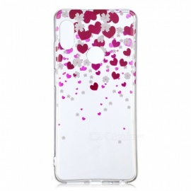 ESAMACT High-Quality Love Pattern TPU Case / Back Cover for Xiaomi Red Mi Note 5PRO