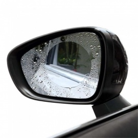 Quelima Car Rearview Mirror Protective Film (2 PCS)