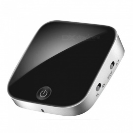 Bluetooth V4.1 Transmitter + Receiver, Digital Optical TOSLINK and 3.5mm Wireless Audio Adapter