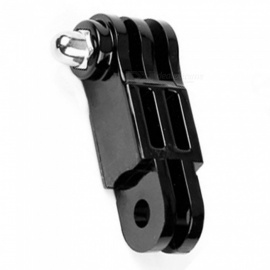 XSUNI Straight Joint Link Mount Adapter for Sports Camera - Black