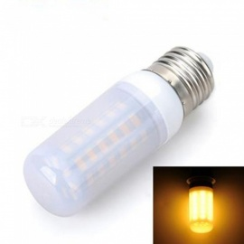 Marsing E27 56-5730 Warm White LED Bulb Lamp, AC 220-240V