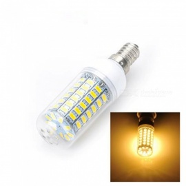 Marsing E14 69-SMD 5730 Warm White LED Bulb Lamp, AC 220~240V