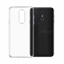 Naxtop TPU Ultra-thin Soft Case for LG Q7 - Transparent