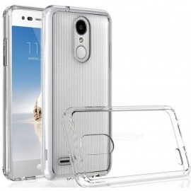 Naxtop TPU Ultra-thin Soft Case for LG K8 (2018) - Transparent