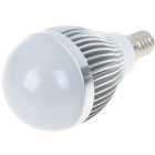 E14 3W 300-Lumen 3500K Warm White Lamp Bulb (100~240V)