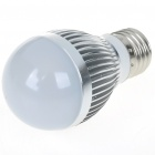 E27 3W 300-Lumen 3500K Warm White Lamp Bulb (100~240V)
