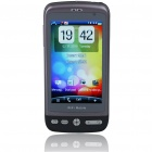 "G700 3.2"" Touch Screen Dual SIM Dual Network Standby Quadband GSM TV Cell Phone w/ Wi-Fi - Black"