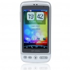 "G700 3,2 ""Touch Screen Dual SIM Dual Network Standby Quadband GSM TV Cell Phone w / Wi-Fi - White"