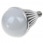 E14 5W 450-500LM 3000-3500K Warm White LED Bulb (100-240V/300mA)