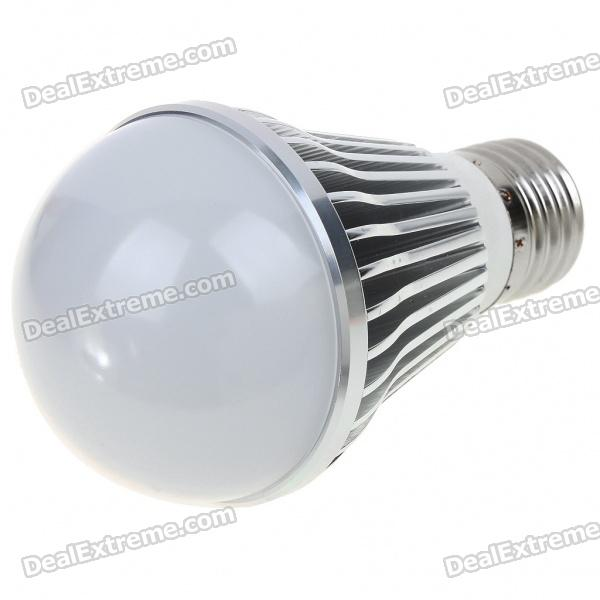 E27 5W 450lm 6000K Cold White Light LED Globular Bulb (AC 100-240 V)