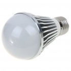 E27 5W 450-500lm 6000-6500K Cool White LED Bulb (100-240V/300mA)