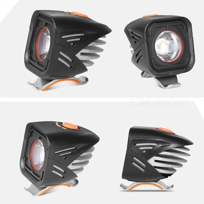 3000LM LED Bicycle Light Bike Front Headlight Rear Taillight USB Rechargeable