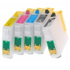 Color Ink Jet Cartridge for Epson Work Force 1100/EPSON C120