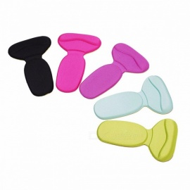 Half Yard Heel Pad, 2-in-1 Thickened Insole, High Heels Wear Foot EVA Protective Foot Pad, Foot Stickers Random Color
