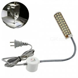 US Plug LED Lamp 30 LEDs Work Lights Energy-Saving Lamps With Magnets Industrial Lights for Sewing Machine